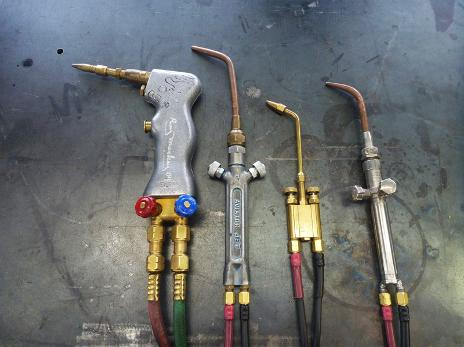 Cobra torch, Aviator Jet torch, Meco midget, smiths airline torch, flamingsteel.com