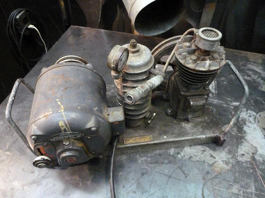 Antique Air Compressor Value Best 2000 Antique Decor Ideas