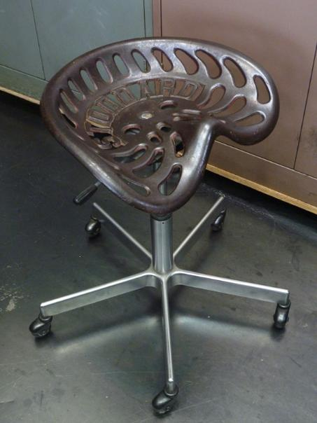 the perfect 1905 welding stool check out the stool i