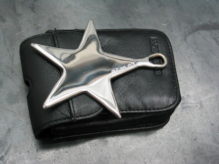Stainless key chain, roy mackey, steel sculpture, steel art, flamingsteel.com