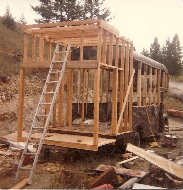 Rolling homes, flamingsteel.com, roy mackey